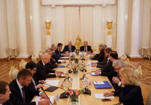 МИД: Выступление С.В.Лаврова в ходе заседания российского Координационного совета Форума  «Трианонский диалог»