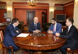 Руководители АИРР находятся с рабочим визитом в Самарской области