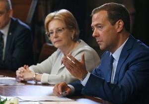 О развитии медицины говорил Дмитрий Медведев на встрече с представителями науки