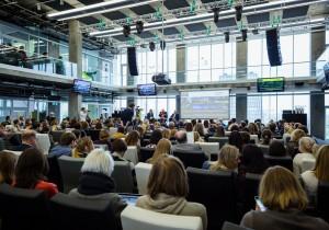 В инновационном центре «Сколково» прошел открытый конференц-тур «Город как инновация»