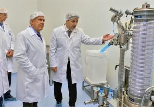 Фармацевтический проект, созданный при участии ФИОП, запустил производство лекарств от ВИЧ и онкозаболеваний