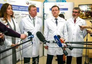 Портфельная компания РОСНАНО  открыла 10-й центр ядерной медицины в Самаре
