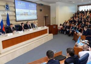 "Международный форум ""Ямал Нефтегаз 2016"" начал работу"