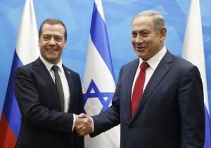 Россия заинтересована в наращивании сотрудничества с Израилем в области инноваций и сельского хозяйства
