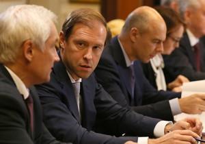 Денис Мантуров представил новую программу поддержки экспорта на период до 2025 года