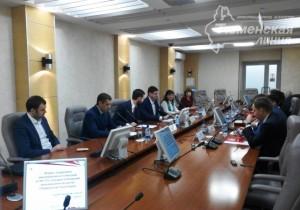 Представители Ассоциации инновационных регионов изучают потенциал Тюменской области