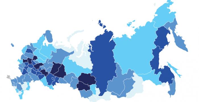 Состоялась презентация рейтинга инновационных регионов России