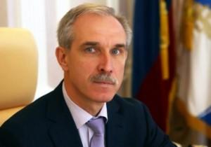 Поздравление губернатору Ульяновской области Сергею Морозову с победой на выборах