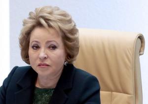 Валентина Матвиенко: условия кредитования для регионов должны быть мягче, чем для бизнеса