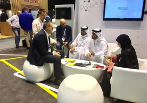 Дебют сколковских IT-компаний на выставке GITEX в Дубае