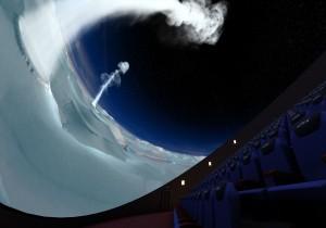 Резидент Академпарка создал первый в мире виртуальный планетарий