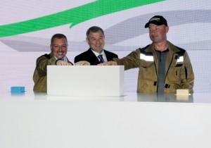 В Калужской области открылось современное производство строительных материалов