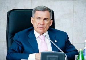 Рустам Минниханов встретился в Москве с губернаторами регионов – членов АИРР