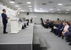 Рустэм Хамитов выступил на заседании президиума Совета при Президенте России по стратегическому развитию и приоритетным проектам