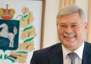 Губернатор Сергей Жвачкин проведет презентацию Томской области в Москве