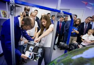 Марафон открытий детских технопарков «Кванториум» состоится в России в декабре 2016 года