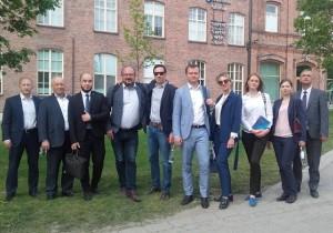Бизнес миссия АИРР в Финляндию. День второй