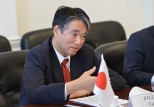 Посол Японии высоко оценил заслуги Ульяновской области в развитии российско-японских отношений