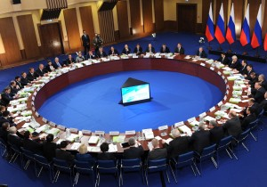 Совместное заседание президиума и консультативной комиссии Государственного совета о мерах по повышению инвестиционной привлекательности регионов