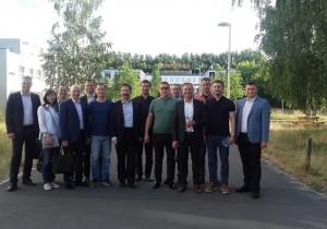Бизнес-миссия АИРР в Германию. День первый