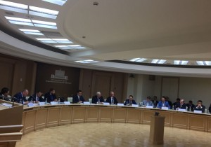 Максим Акимов провёл совещание с Ассоциацией инновационных регионов России