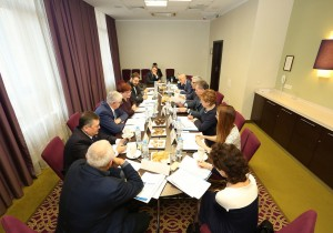 Совместное заседание Комиссии Совета законодателей по образованию и науке при Федеральном Собрании РФ и Комитета по законодательству АИРР