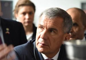 Рустам Минниханов ознакомился с деятельностью Парка высоких технологий в Минске