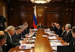 На заседании президиума Совета при Президенте по стратегическому развитию обсудили проблемы российского экспорта