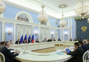 Анатолий Артамонов принял участие в первом заседании Президиума Совета при Президенте РФ по стратегическому развитию