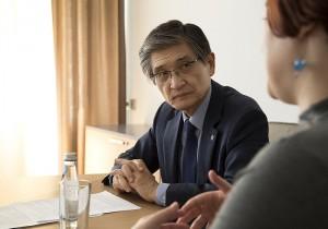 На Гайдаровском форуме в РАНХиГС выступит Нобелевский лауреат профессор Рае Квон Чунг