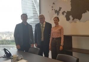 Бизнес-миссия в Швецию состоится при поддержке Экономического и торгового департамента при Посольстве Швеции в РФ