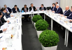 Сергей Жвачкин принял участие в совместном заседании Совета и общего собрания АИРР