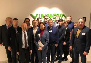 Бизнес-миссия представителей регионов АИРР в Швецию. День первый