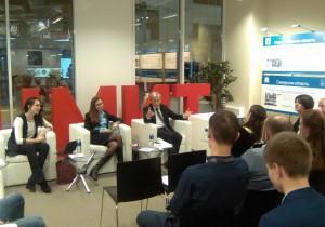 АИРР на форуме «Открытые инновации»: круглый стол проекта ЦМИТ