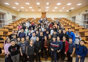 В СВФУ им. М.К. Аммосова прошла встреча с Министром инноваций, цифрового развития и инфокоммуникационных технологий Республики Саха (Якутия)