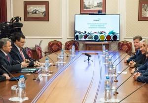 В Калужской области построят первый в России центр по антимикробной обработке ускоренными электронами