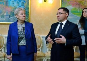 Министр образования: сплав традиций и инноваций — основа успеха Тюменской области
