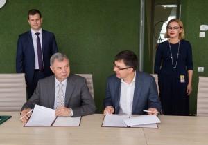 Яндекс и Калужская область подписали меморандум о сотрудничестве