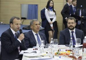 Аркадий Дворкович вошел в состав Наблюдательного совета АИРР