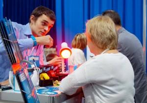 Томские инноваторы рассказали о своих разработках на конгрессе «Здрав 2016»