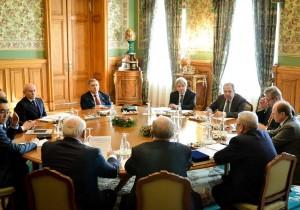 Главы регионов АИРР приняли участие во встрече с Сергеем Лавровым