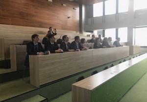 Делегация регионов АИРР принимает участие в работе Российского венчурного форума