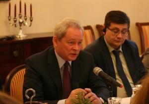 Рабочая встреча губернатора пермского края с членами российско-германской внешнеторговой палаты