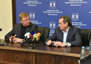 Сотрудничество Новосибирской области с «РОСНАНО» может быть продолжено в рамках флагманских проектов программы реиндустриализации