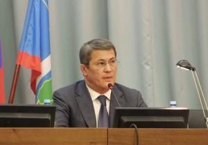 Поздравляем Главу Республики Башкортостан с Днем рождения