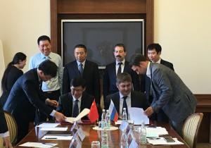 Россия и Китай запустили диалог по инновациям