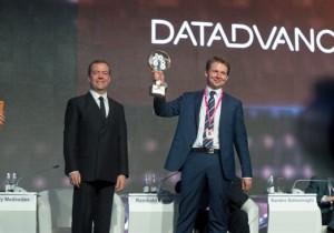 Национальная премия «Индустрия» за 2016 год присуждена резиденту Сколково