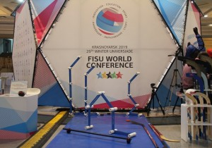 Резиденты КРИТБИ приняли участие в выставке конференции ФИСУ