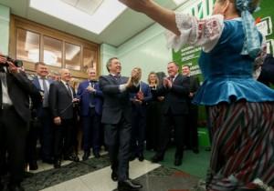В Государственной Думе прошла выставка «Липецкая область – инновационный вектор развития»