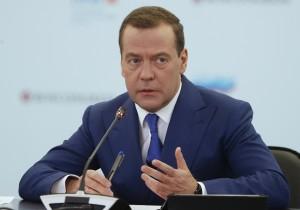 Медведев отметил важность прямой господдержки малого и среднего бизнеса